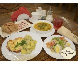 Комплексный обед - Римский