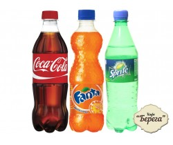 Фанта / Кока-кола / Спрайт