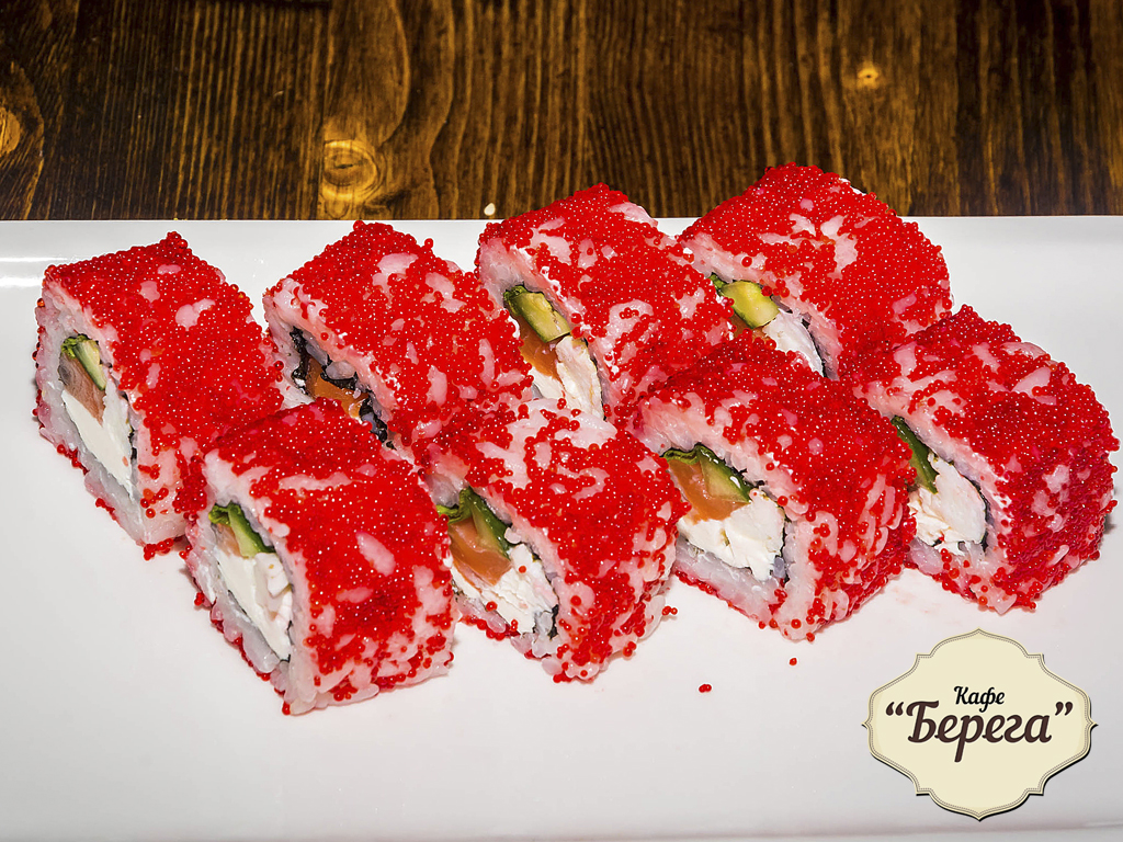 японские суши и роллы в Суздале